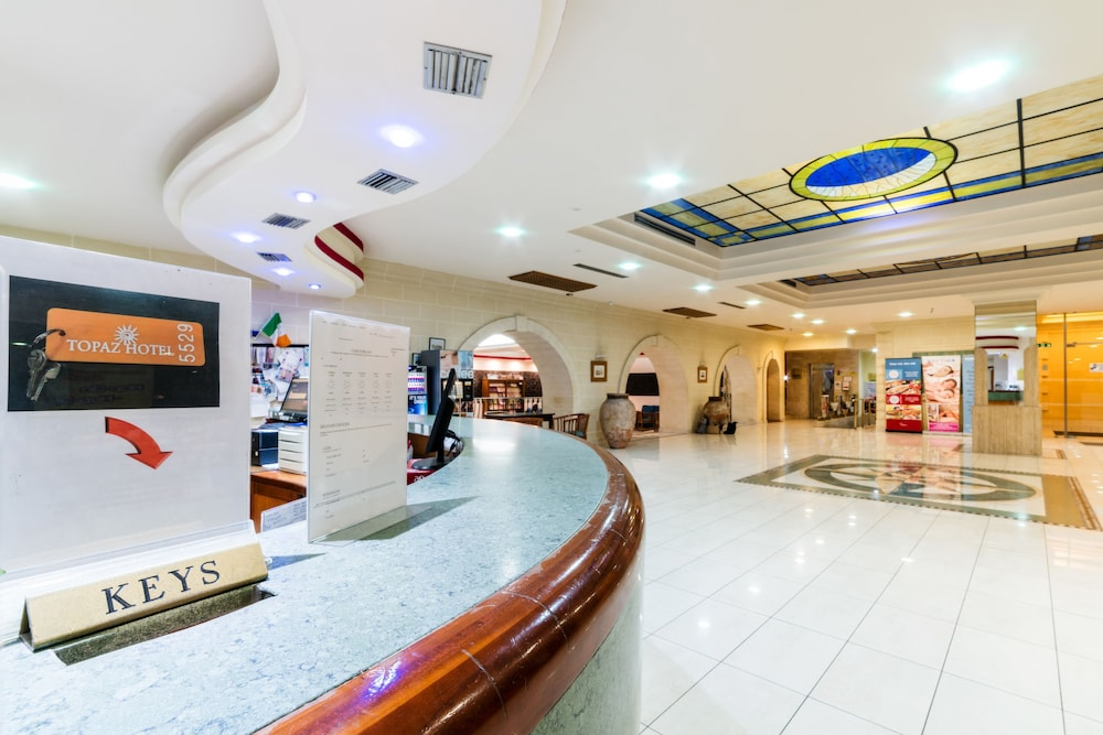 Topaz Hotel Malta Reviews