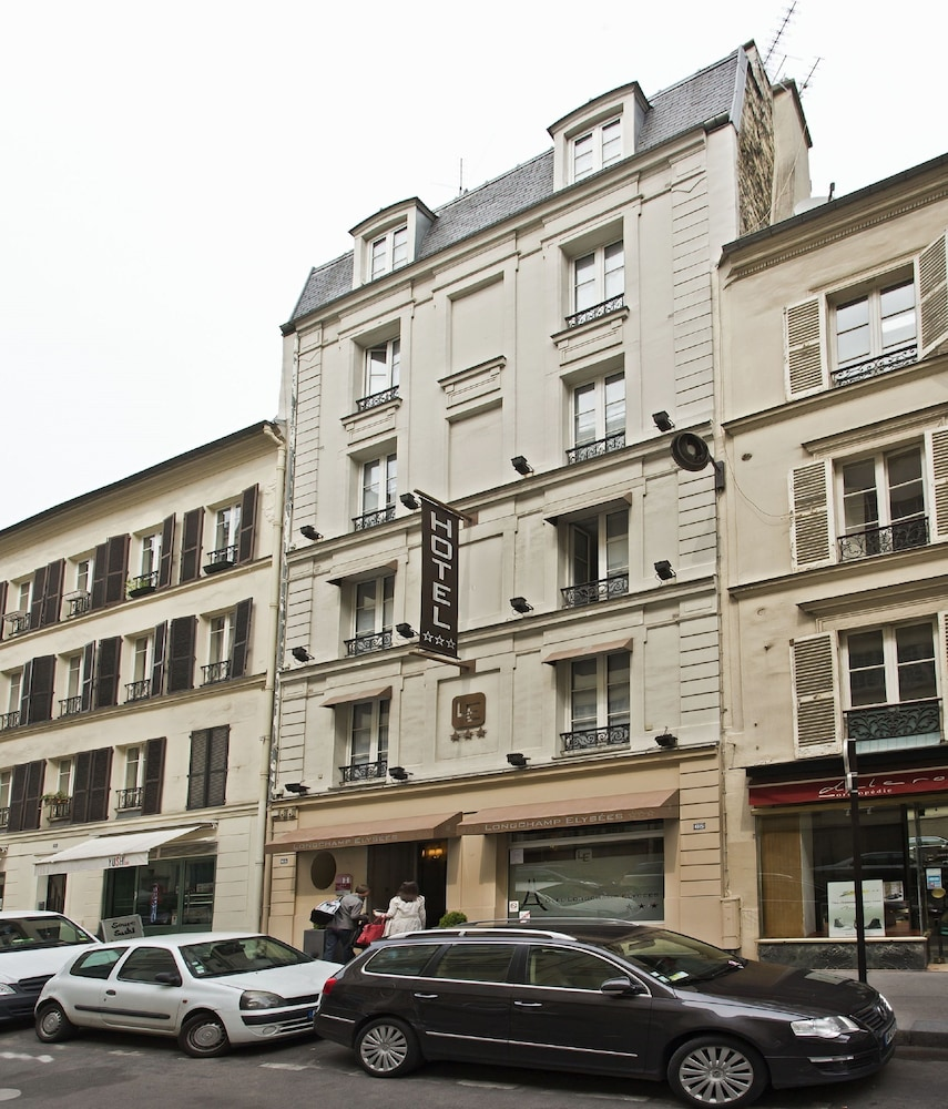 Front of Property, Hotel Longchamp Elysees