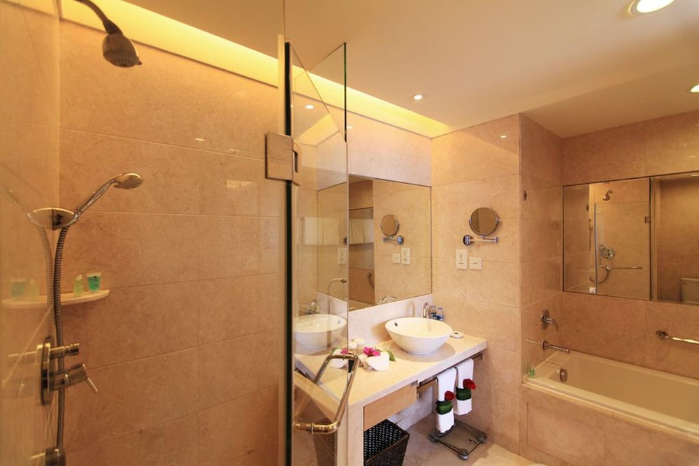 Bathroom, Seaview Gleetour Hotel Shenzhen
