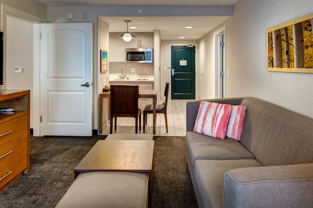 Room, Homewood Suites by Hilton Salt Lake City-Downtown