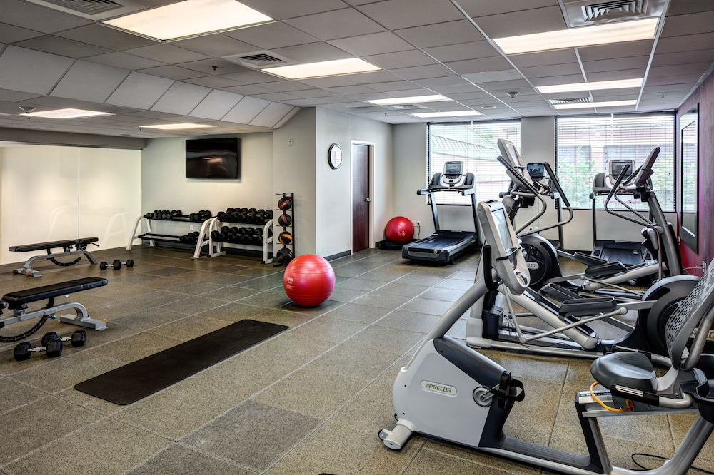Fitness Facility, Homewood Suites by Hilton Salt Lake City-Downtown
