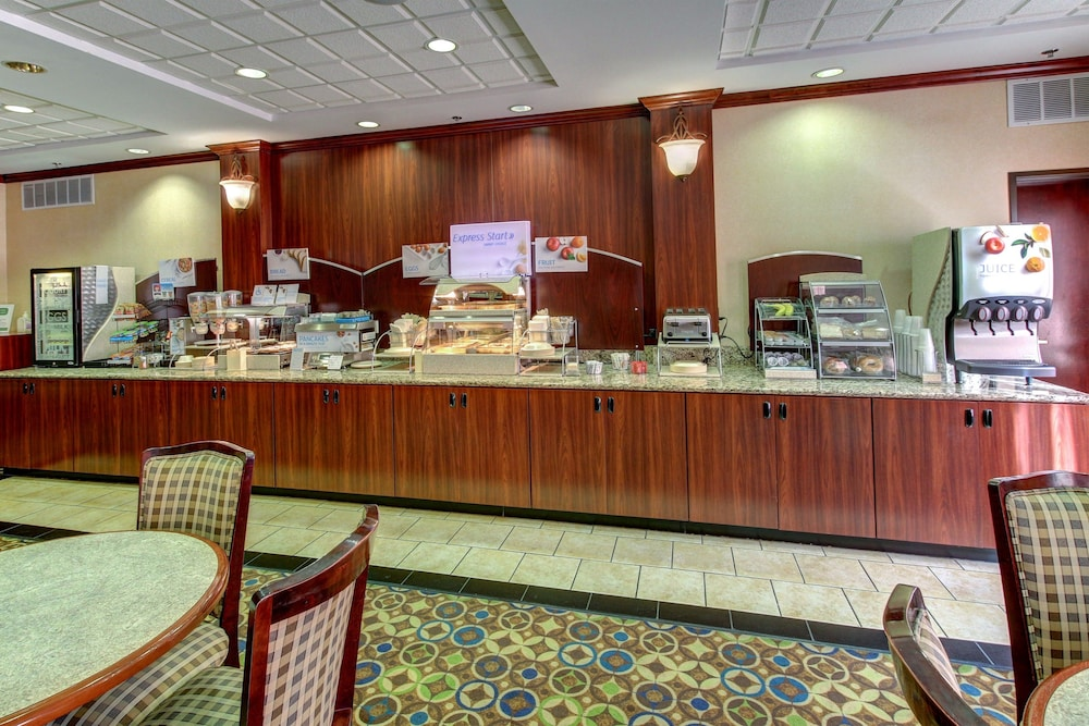 Breakfast Area, Holiday Inn Express Hotel & Suites San Angelo