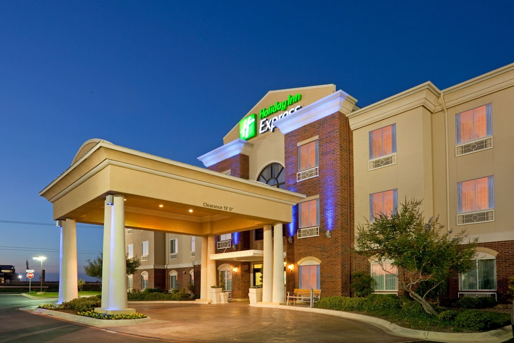 Exterior, Holiday Inn Express Hotel & Suites San Angelo