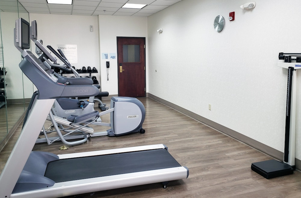 Fitness Facility, Holiday Inn Express Hotel & Suites San Angelo