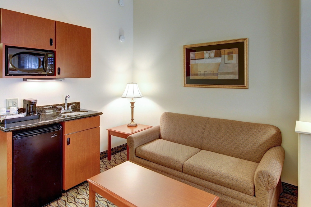Living Area, Holiday Inn Express Hotel & Suites San Angelo