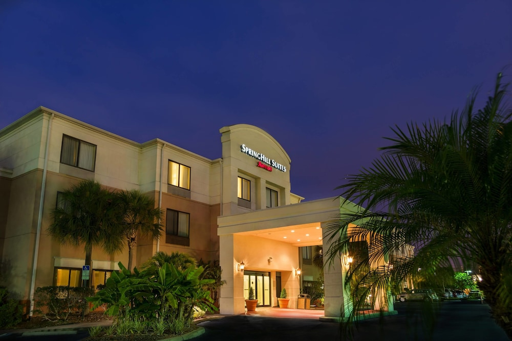 Exterior, SpringHill Suites by Marriott St. Petersburg Clearwater