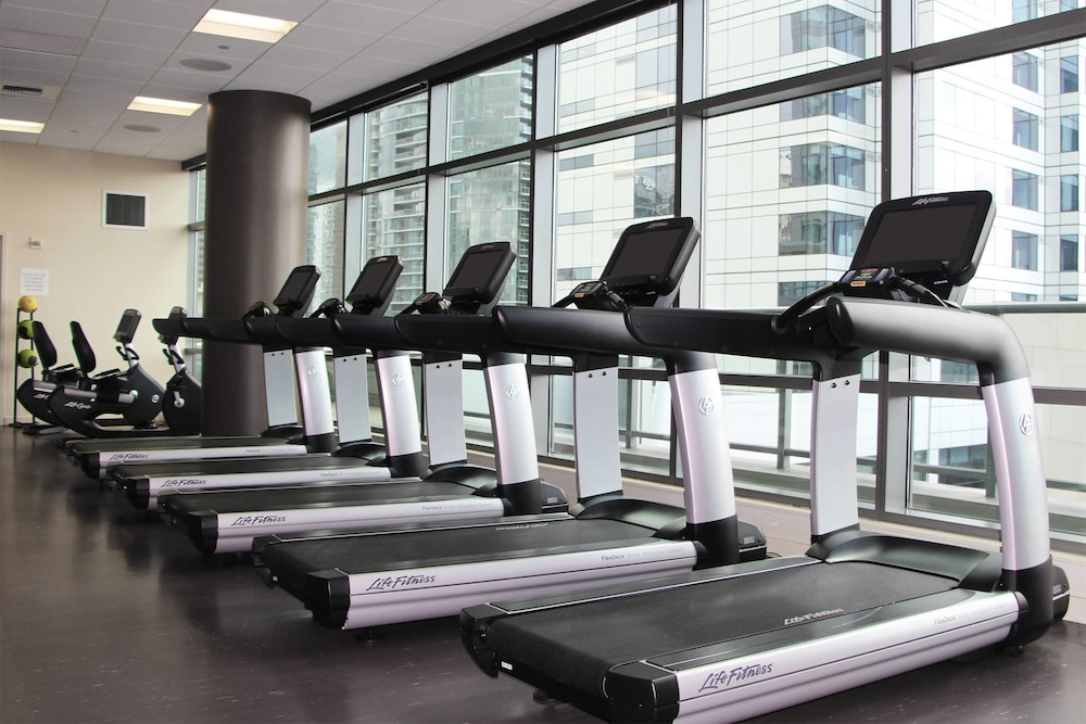 Fitness Facility, The Westin Bellevue