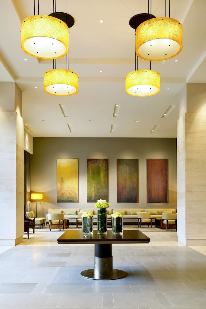 Lobby, The Westin Bellevue