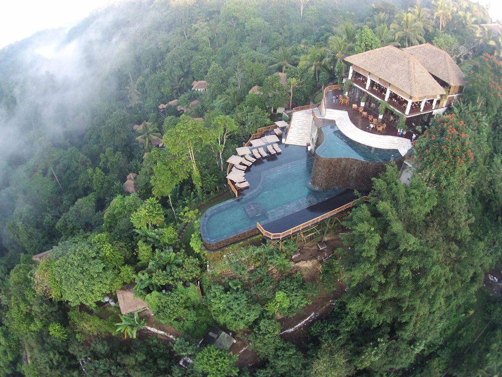 Property Grounds, Hanging Gardens of Bali