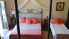 Coffre-forts dans les chambres, lits bébé (gratuits)
