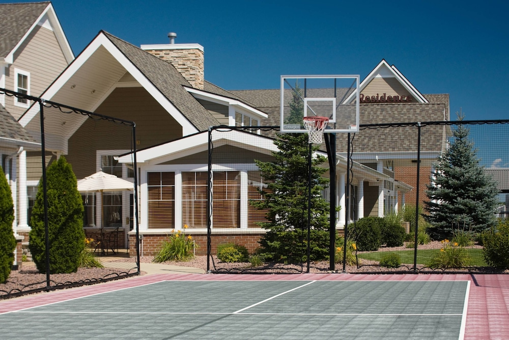 Sports Facility, Residence Inn by Marriott Saginaw