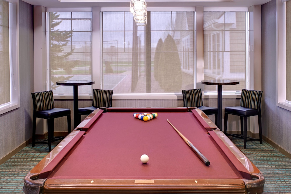 Billiards, Residence Inn by Marriott Saginaw