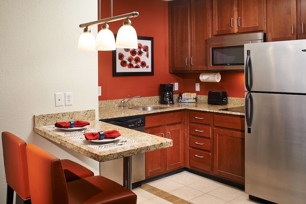 Private Kitchen, Residence Inn by Marriott Saginaw