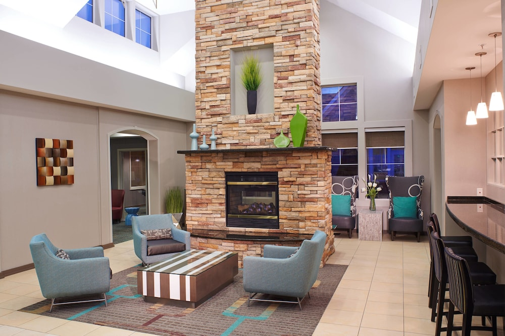 Lobby, Residence Inn by Marriott Saginaw