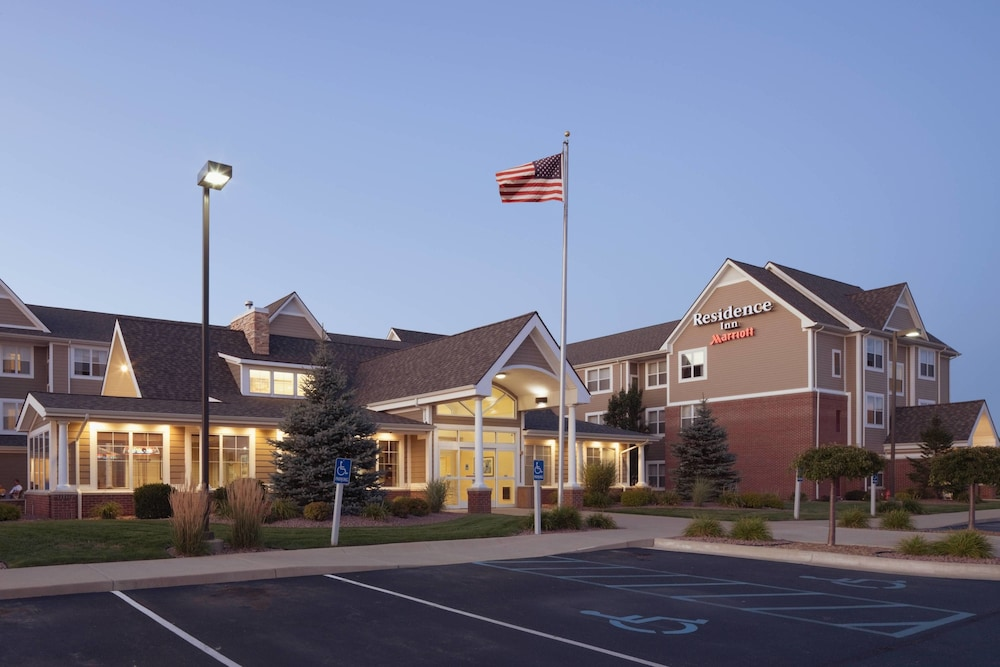 Exterior, Residence Inn by Marriott Saginaw