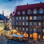 Savoy Boutique Hotel by TallinnHotels