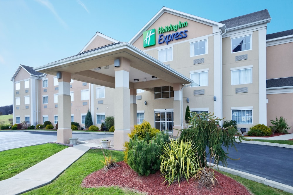 holiday inn express hotel suites gibson in new milford. Black Bedroom Furniture Sets. Home Design Ideas