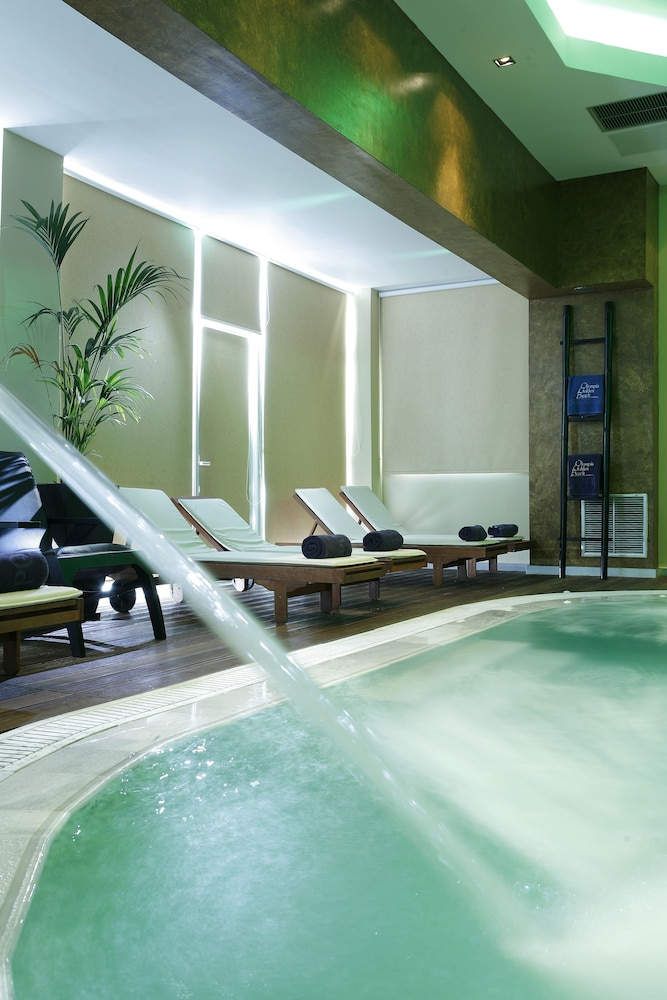 Indoor Pool, Olympia Golden Beach & Spa