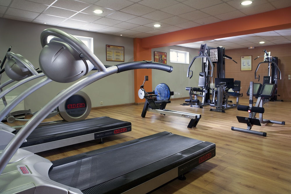 Gym, Olympia Golden Beach & Spa