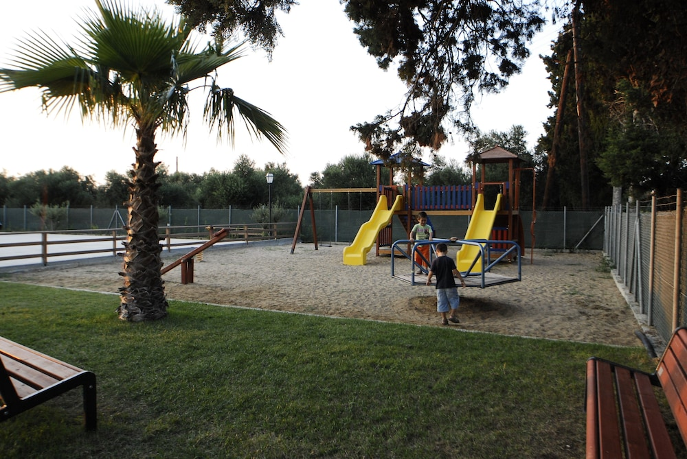 Children's Play Area - Outdoor, Olympia Golden Beach & Spa