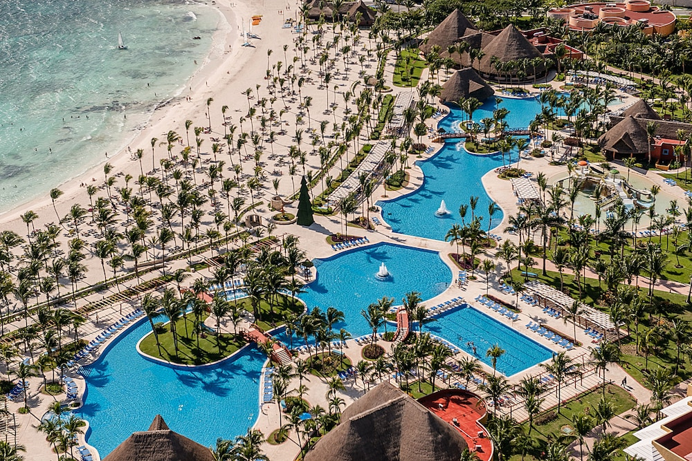 Aerial View, Barceló Maya Colonial - All Inclusive