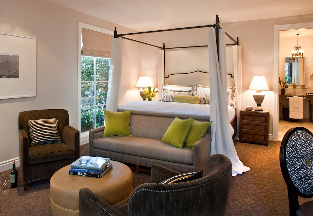 Room, Hotel Yountville