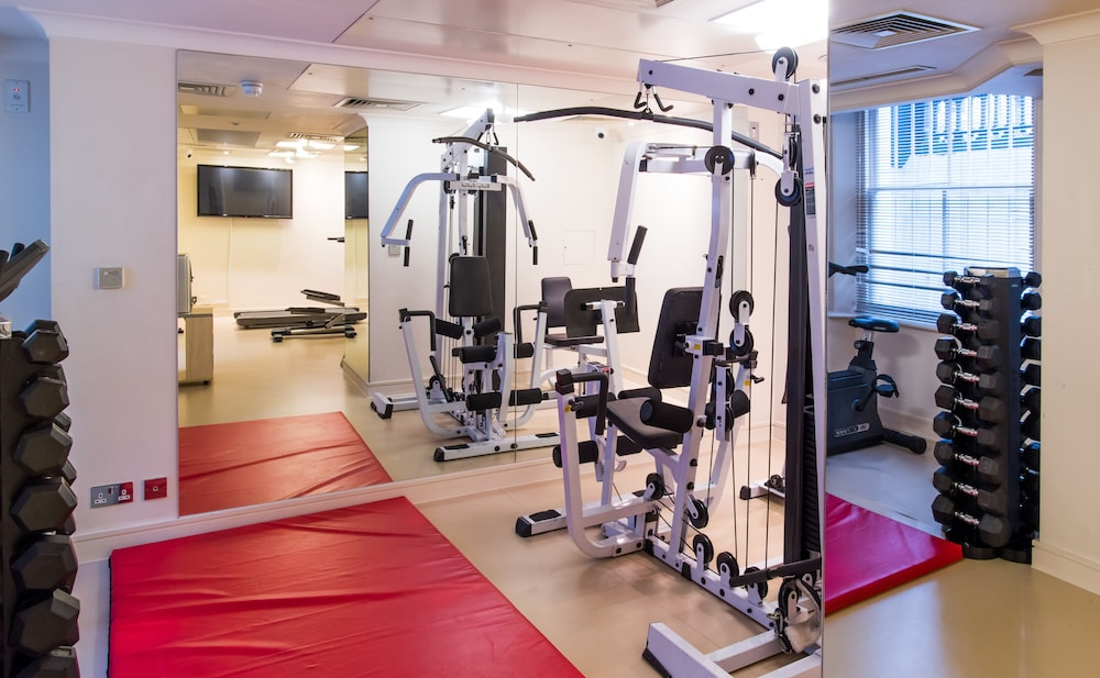 Gym, The Park City Grand Plaza Kensington