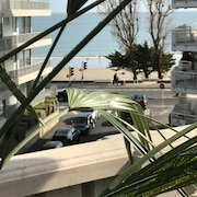 Vue depuis l'hôtel