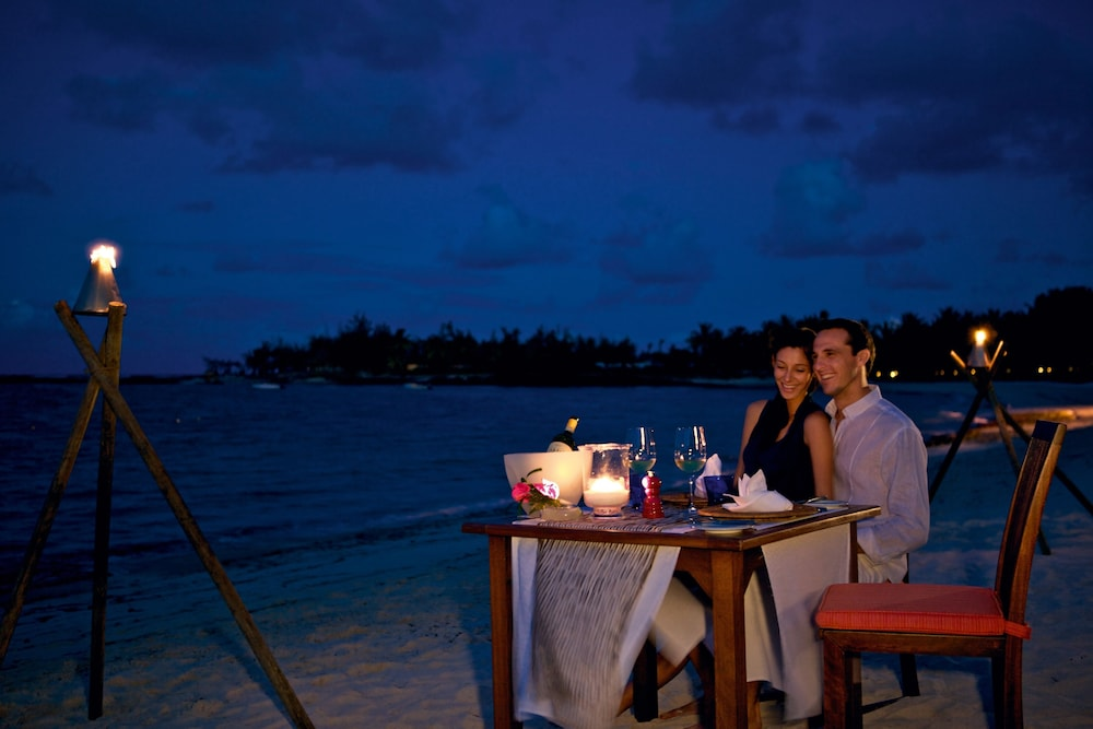 Outdoor Dining, Constance Belle Mare Plage