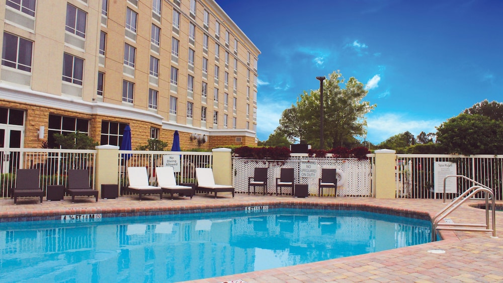 Pool, Holiday Inn Hotel & Suites Tallahassee Conference Ctr N, an IHG Hotel