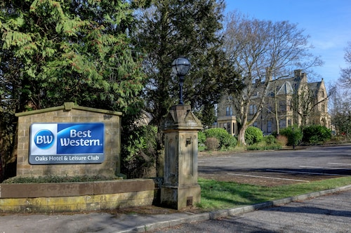 Best Western Burnley North Oaks Hotel