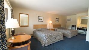 窗簾、免費嬰兒床、摺床/加床 (收費)、免費 Wi-Fi