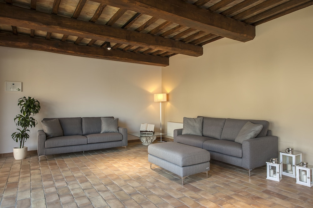 Living Area, Relais dell'Olmo
