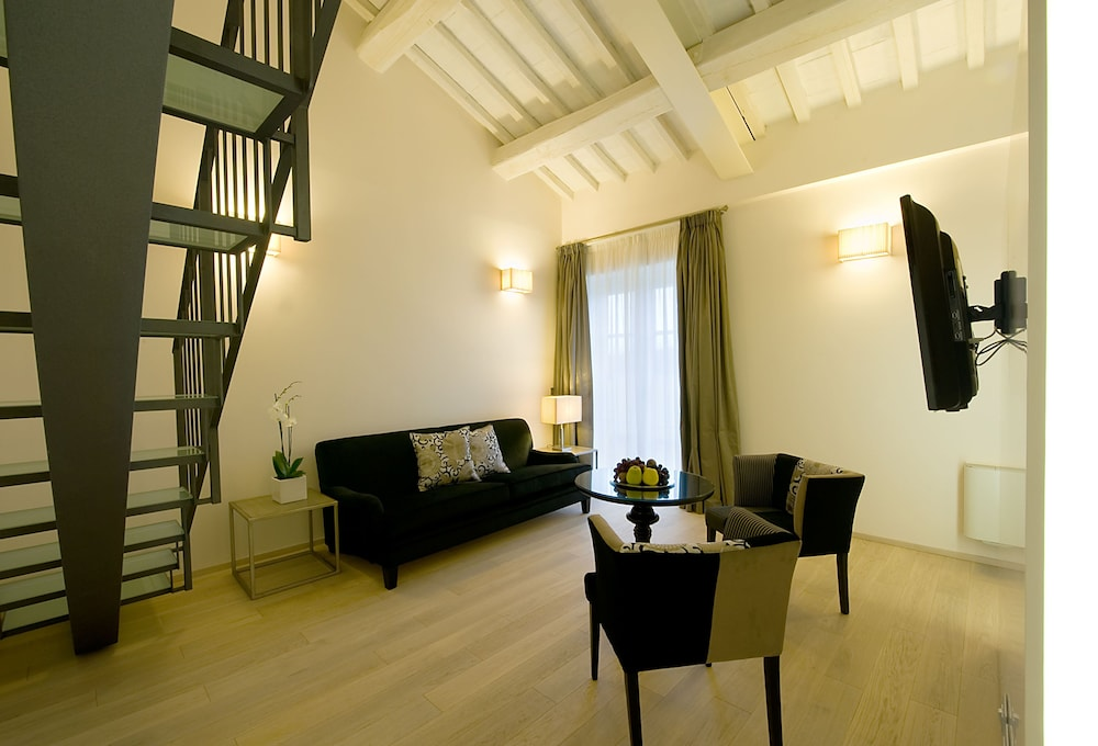 Living Room, Relais dell'Olmo
