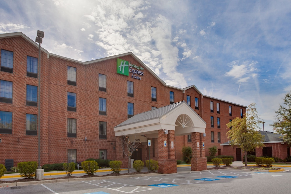 Exterior, Holiday Inn Express I-95 Capitol Beltway-Largo, an IHG Hotel