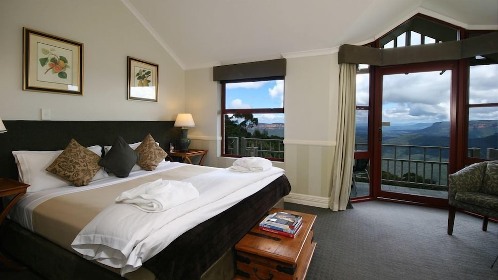 Echoes Boutique Hotel And Restaurant Blue Mountains