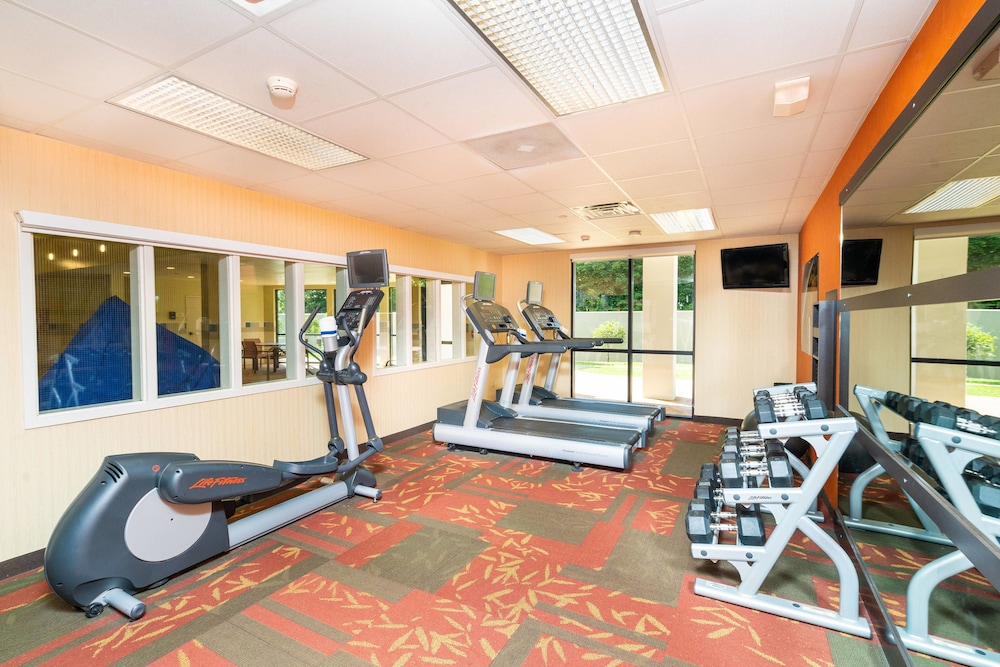 Fitness Facility, Courtyard by Marriott Kingston