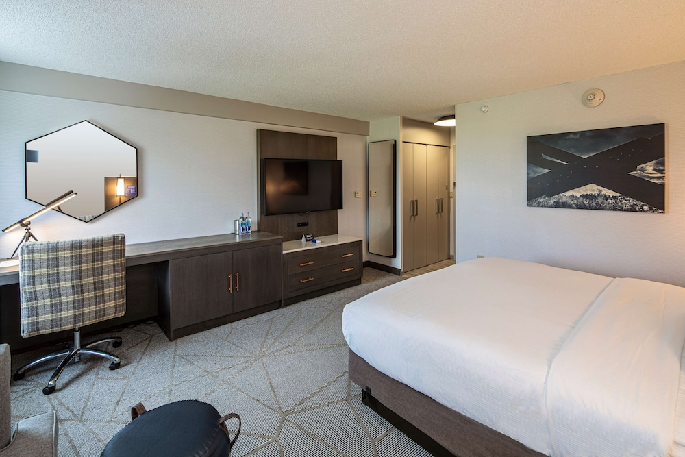 Room, DoubleTree by Hilton Pittsburgh Airport