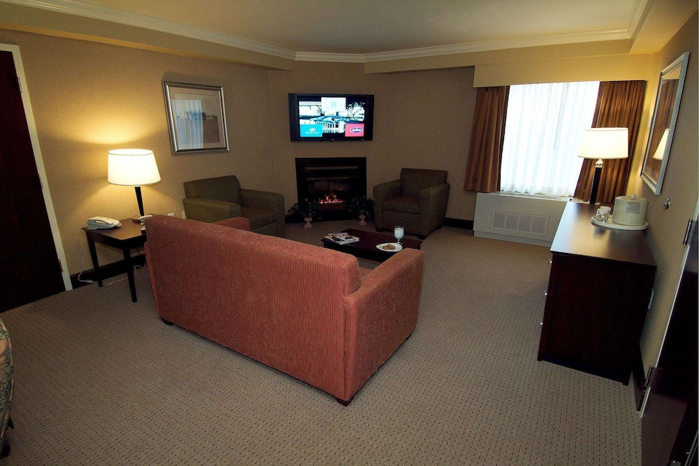 Living Area, DoubleTree by Hilton Pittsburgh Airport
