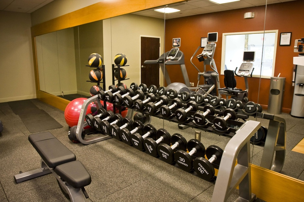 Fitness Facility, DoubleTree by Hilton Pittsburgh Airport