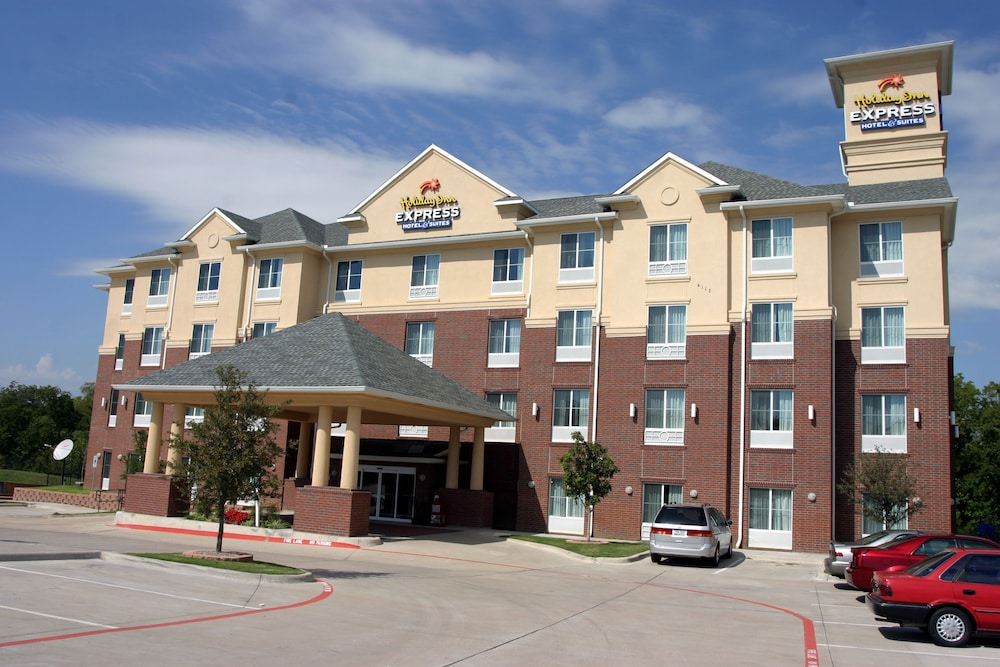 Front of Property, Holiday Inn Express Hotel & Suites Dallas-Grand Prairie I-20
