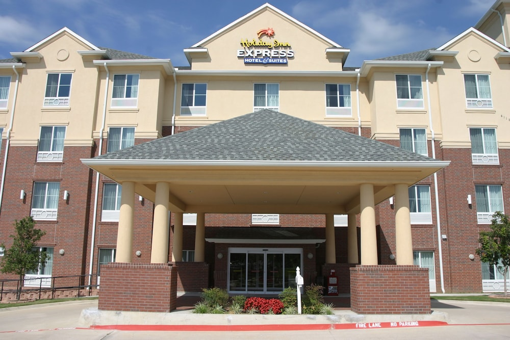 Property Entrance, Holiday Inn Express Hotel & Suites Dallas-Grand Prairie I-20
