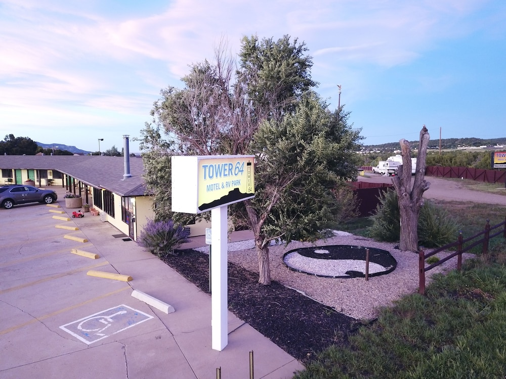 Check-in/Check-out Kiosk, Tower 64 Motel & RV