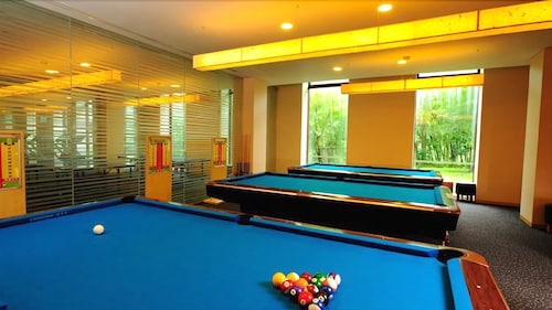 Billiards, Hotel Royal Chiaohsi