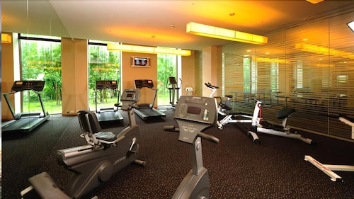 Gym, Hotel Royal Chiaohsi