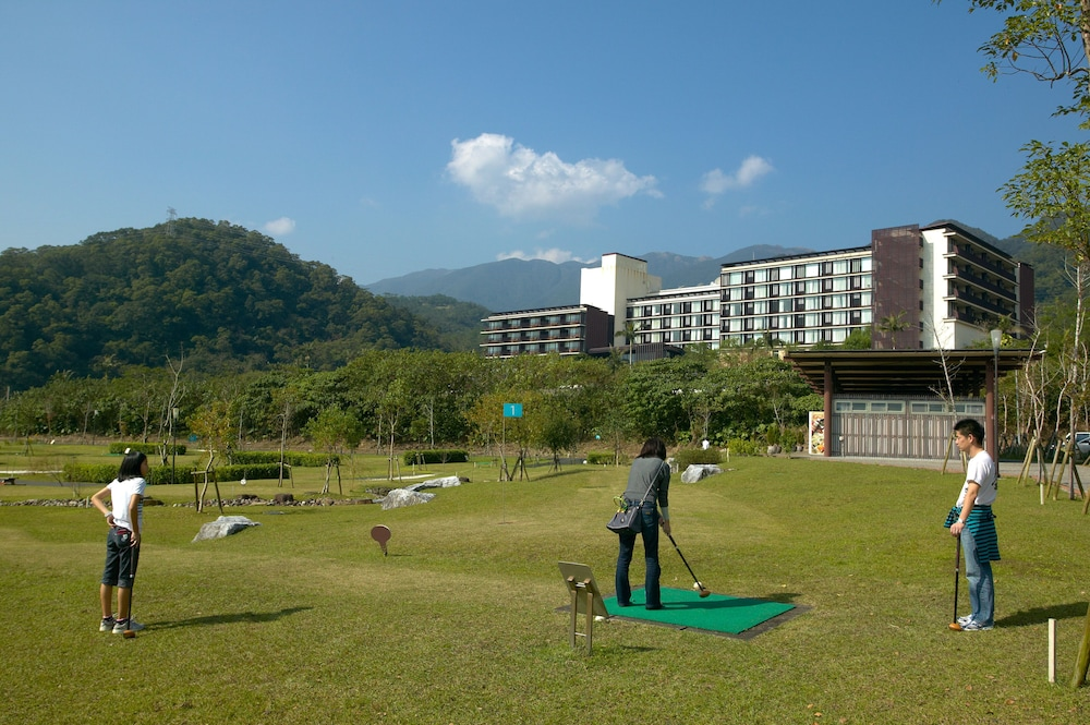Golf, Hotel Royal Chiaohsi