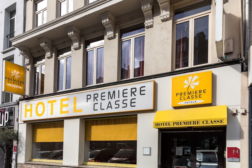 Front of Property, Hotel Première Classe Lille Centre