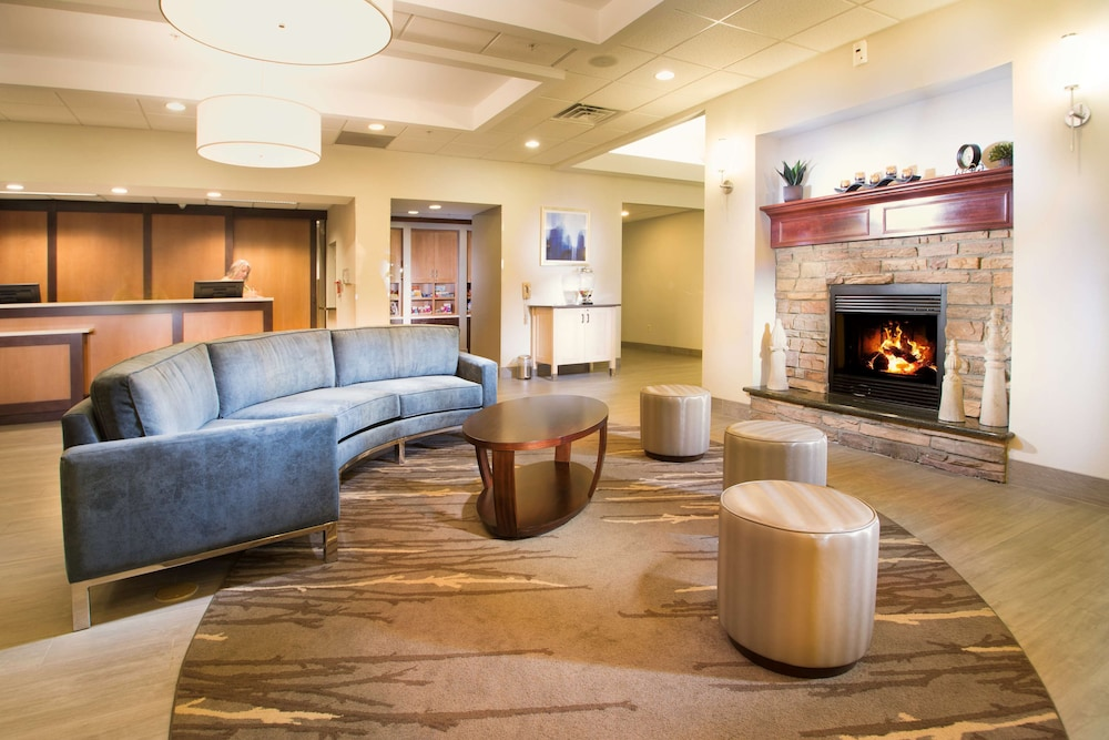 Reception, Homewood Suites by Hilton Ontario-Rancho Cucamonga