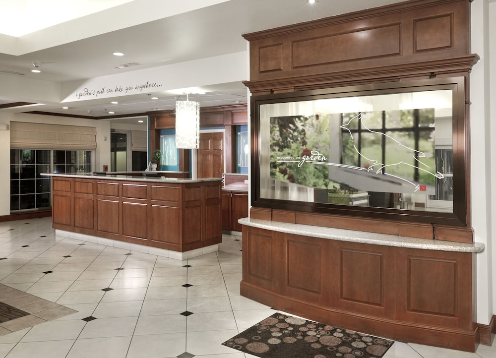 Lobby, Homewood Suites by Hilton Ontario-Rancho Cucamonga