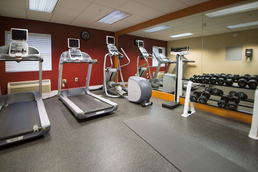 Fitness Facility, Homewood Suites by Hilton Ontario-Rancho Cucamonga